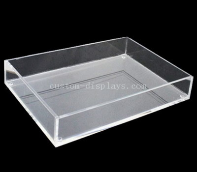 Lucite tray