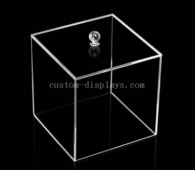 CAB-124 Acrylic box with lid