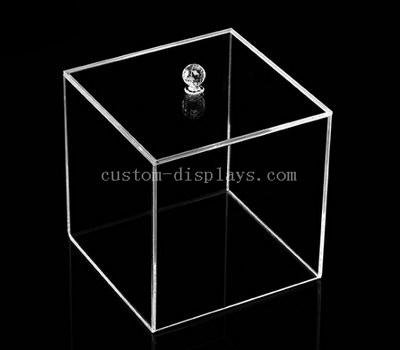 CAB-124 Acrylic box with lid