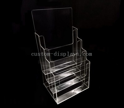 4 tier literature holder