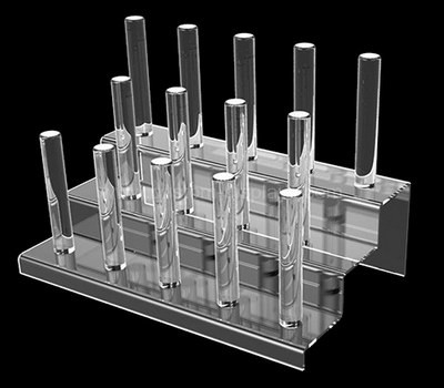 Lucite display stands