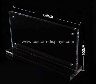 CAS-088-1 Clear sign holder