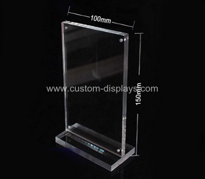 CAS-088-2 Clear sign holder
