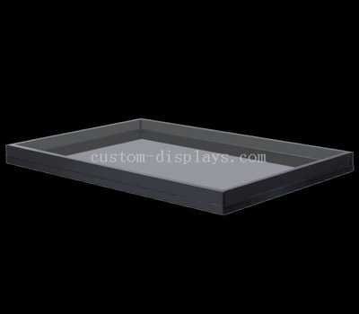 Grey acrylic tray