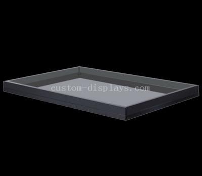 Grey acrylic tray