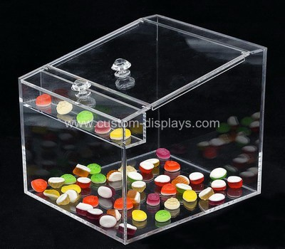 Acrylic candy bins