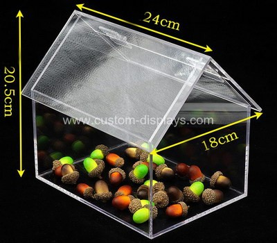 Perspex candy bins wholesale