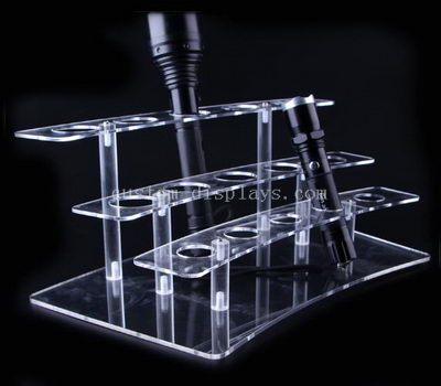 Electric torch display stands