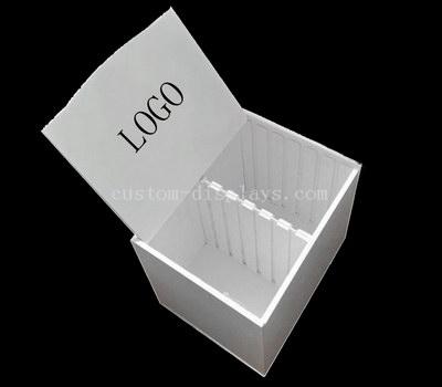 Eyelash storage box
