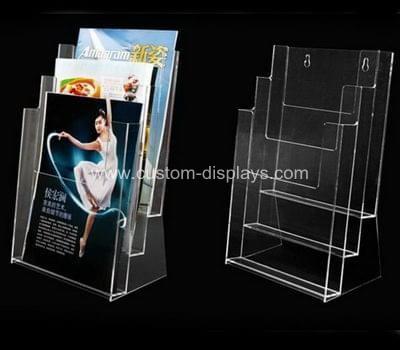 3 tier brochure holder