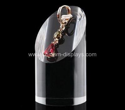 Lucite earring holder