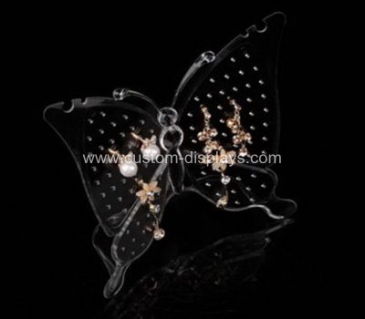Butterfly shaped earring display stand