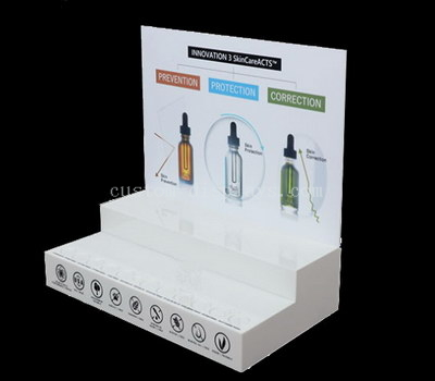 acrylic product display stand