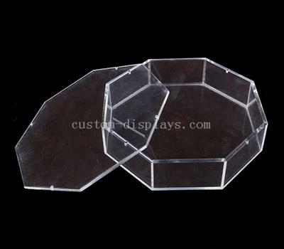 Polygon acrylic box