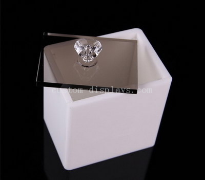 CAB-134-1 Acrylic storage boxes with lids