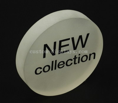 New Collection sign