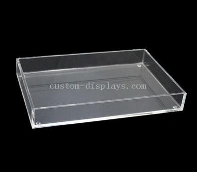 Acrylic serving tray