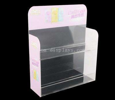 Condom display rack