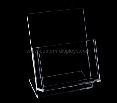 Plexiglass brochure holders
