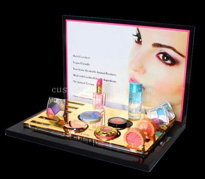 Buy acrylic makeup stand