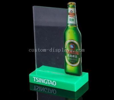 Beer sign holder