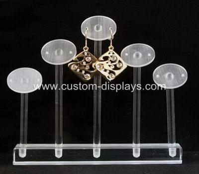 acrylic earring display stands wholesale