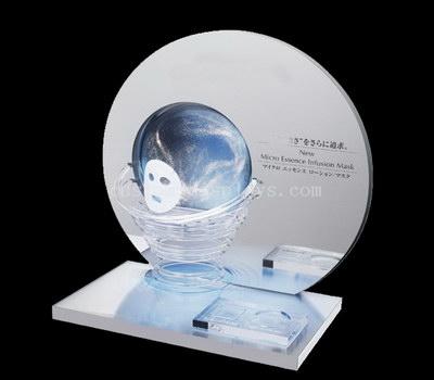 Facial mask display stand
