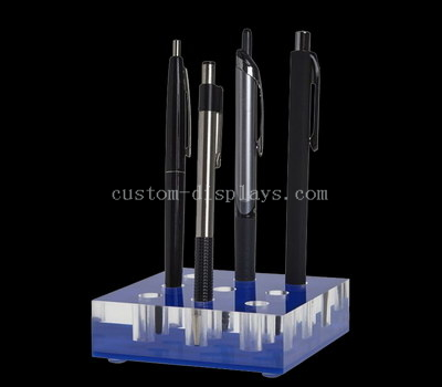 Custom acrylic pen stands