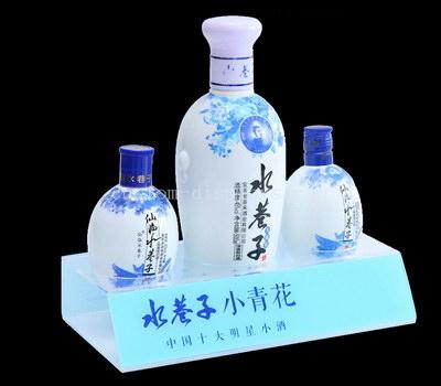 Liquor bottle stand