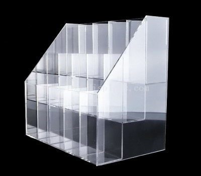 Custom acrylic display organizer