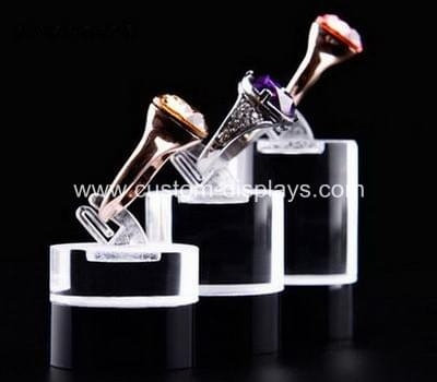 Ring display stand factory