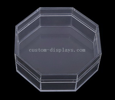 8 side acrylic box for packaging