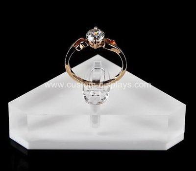 Ring jewelry display