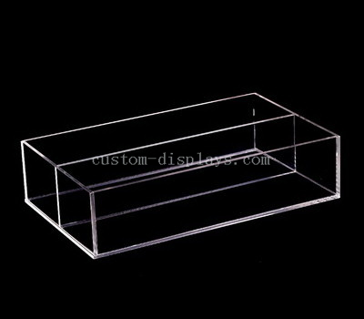 Custom acrylic compartment box