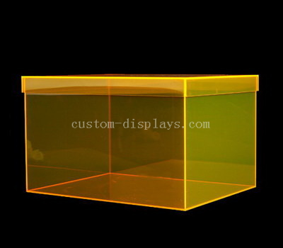 CAB-156-2 Custom acrylic shoe box