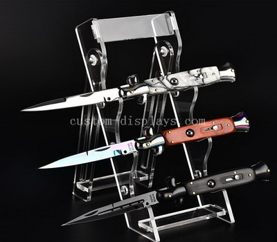 Knife display stands