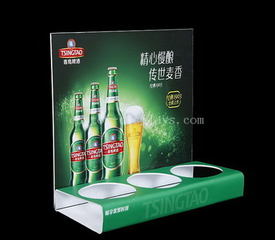 Beer display stands