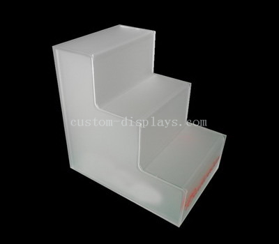 Custom acrylic display stair