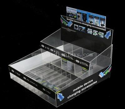 Bespoke acrylic organizer