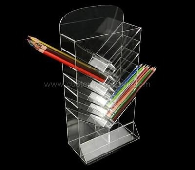Acrylic pencil display holder