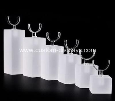 Acrylic ring display stands manufacturer