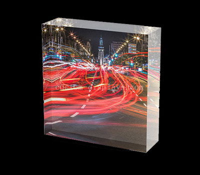 CLC-008-4 Acrylic block prints