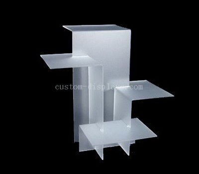 Acrylic display rack for cosmetic