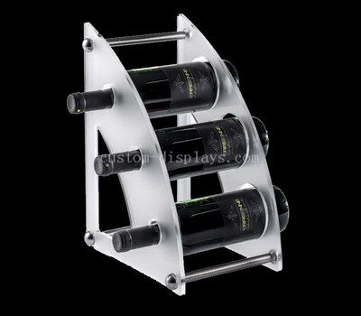 Wine bottle display holder