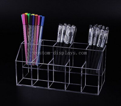 COT-201-1 Clear acrylic pen display organizer
