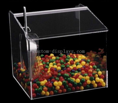 Custom acrylic candy dispenser