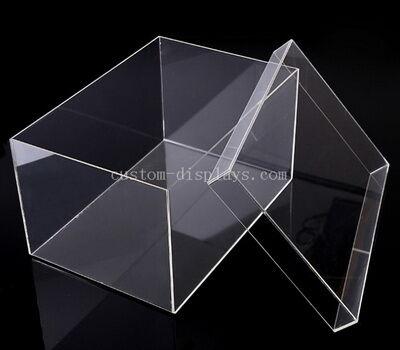 CAB-178-1 Clear shoe storage boxes