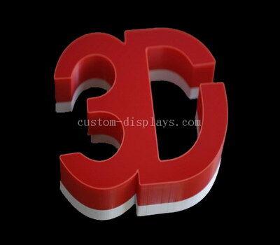 CLC-018-1 3D acrylic letters