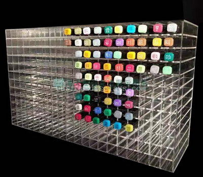Custom acrylic lipstick display organizer