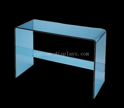 Custom acrylic console table